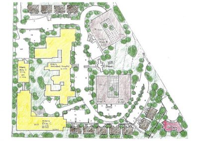 Shriners Hospital Redevelopment Study