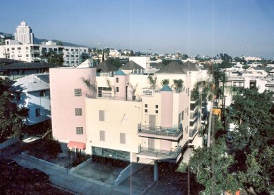 Hacienda Towers Apartments
