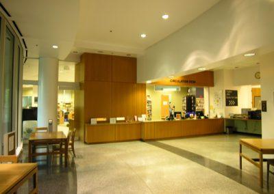 PSU Library Renovation