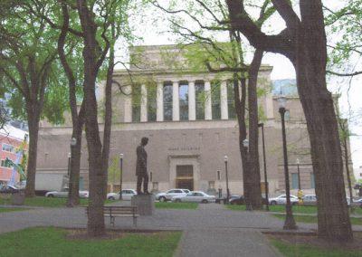 Portland Art Museum Renovation
