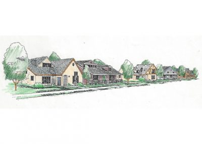 Fisher Landing Subdivision Housing