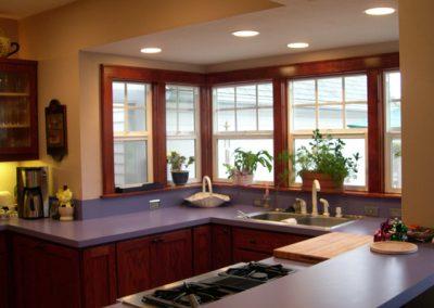 Ragsdale Kitchen, Garage, and Entry Remodel